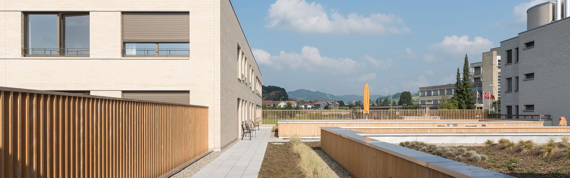 Anmeldung Heimeintritt - Alterszentrum Sumiswald AG