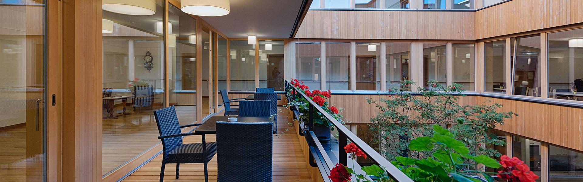 Betreuung & Pflege sumia - Alterszentrum Sumiswald AG
